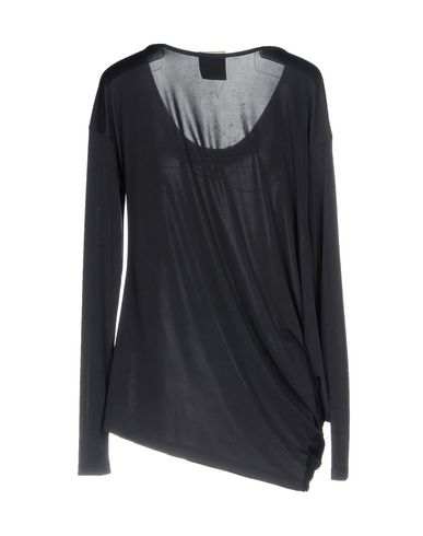 Фото 2 - Женскую блузку JIJIL темно-синего цвета