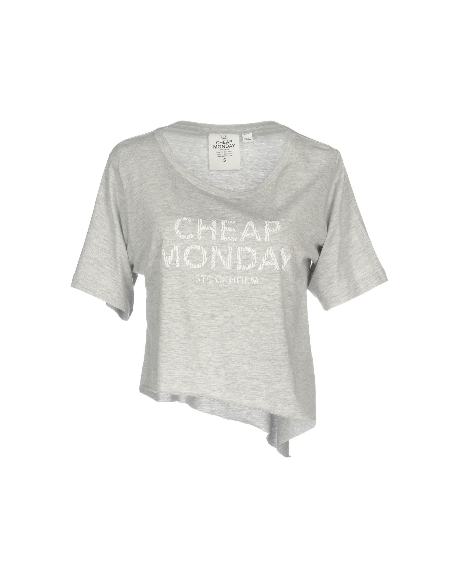 CHEAP MONDAY Футболка майка cheap monday cheap monday ch839ewqah83