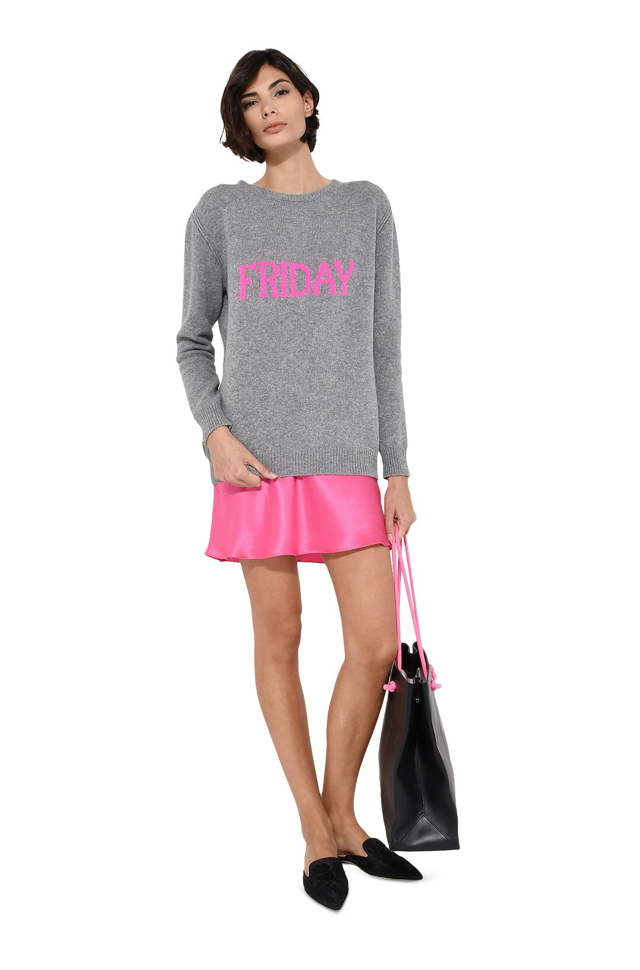 Friday fluo sweater