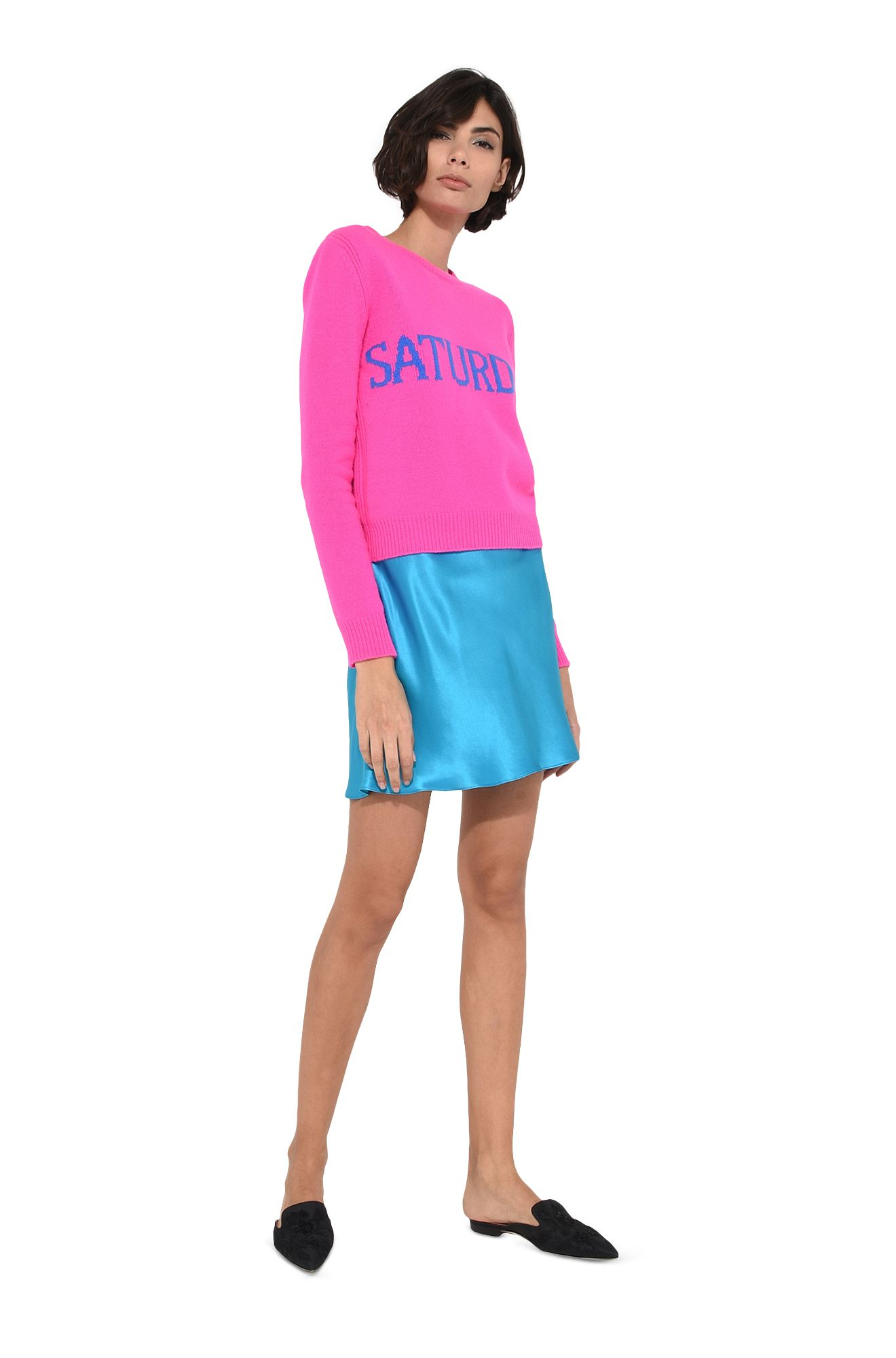 Saturday fluo sweater