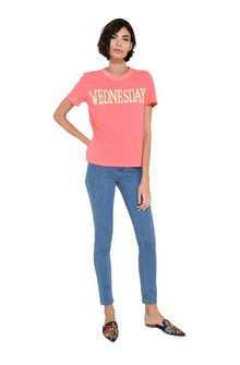 ALBERTA FERRETTI T-shirt Woman Wednesday fluo T-shirt f