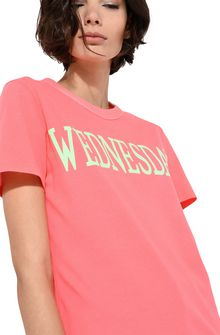 ALBERTA FERRETTI Wednesday fluo T-shirt T-shirt Woman a