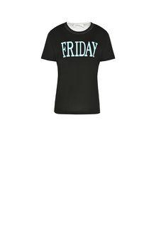 ALBERTA FERRETTI Friday fluo T-shirt  T-shirt Woman e