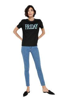 ALBERTA FERRETTI Friday fluo T-shirt  T-shirt Woman f