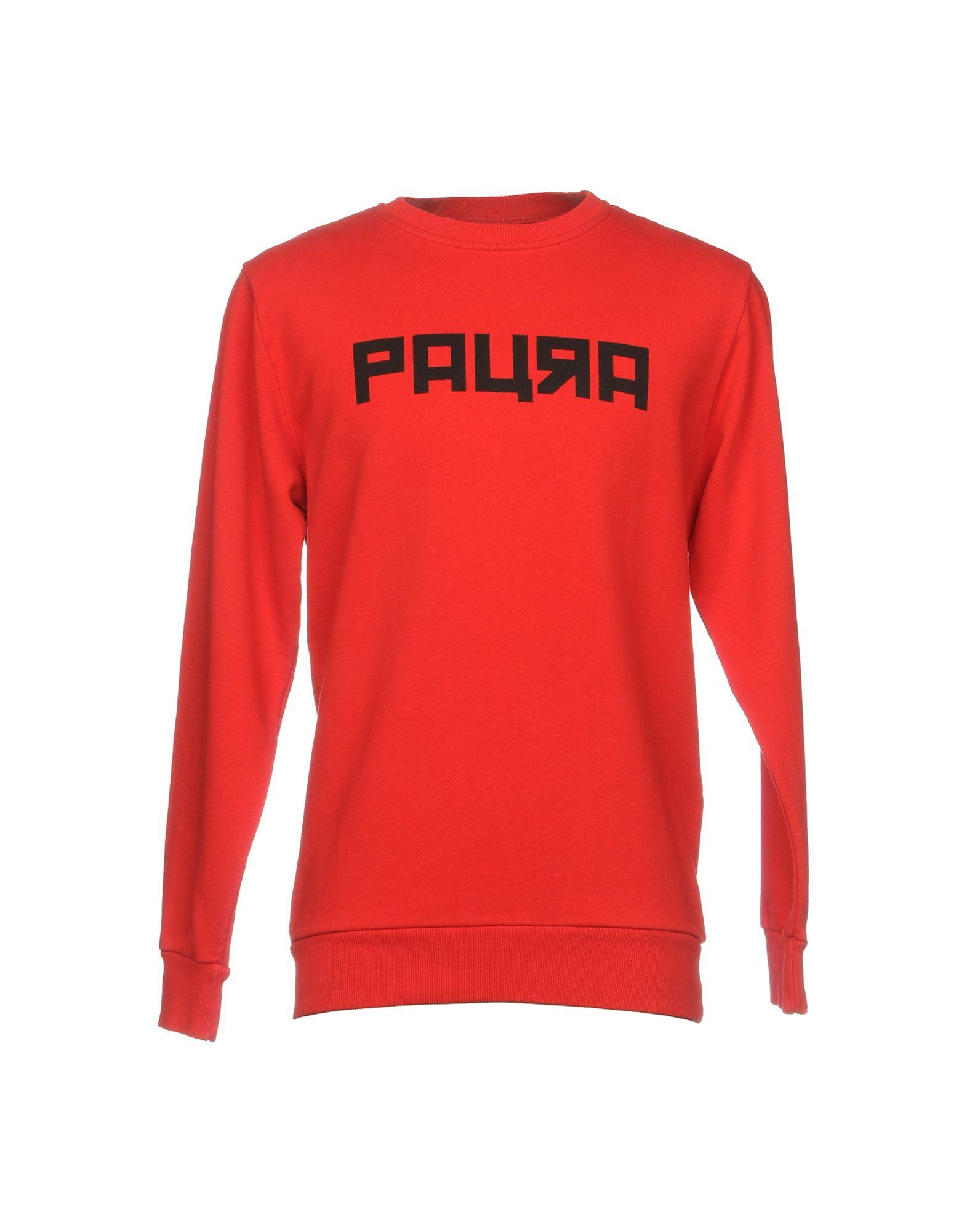 PAURA Толстовка paura свитер