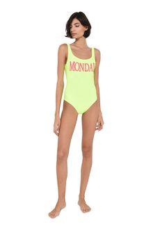 ALBERTA FERRETTI Monday fluo swimsuit SWIMSUIT Woman f