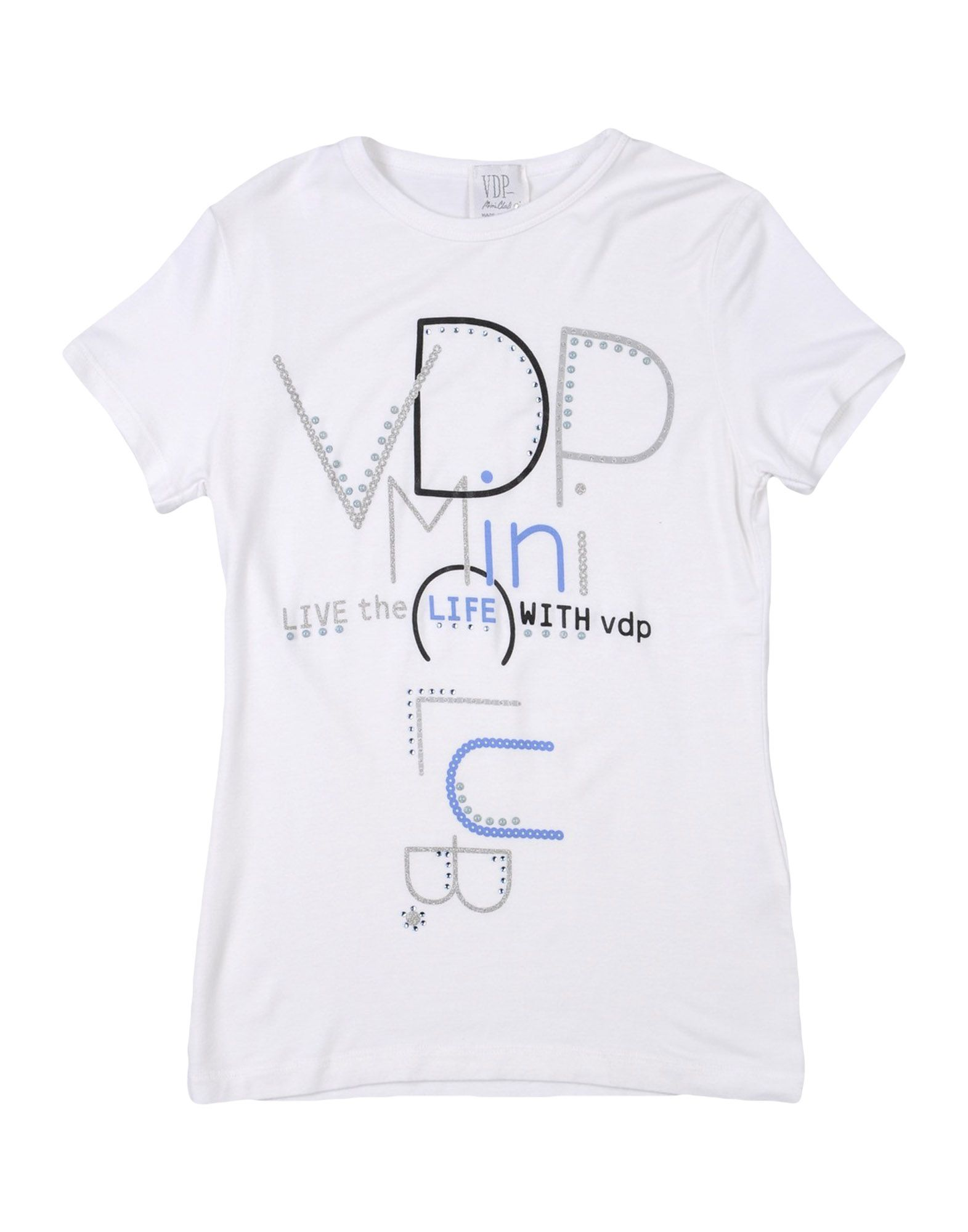 VDP MINICLUB Футболка vdp miniclub бермуды