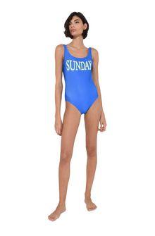 ALBERTA FERRETTI SWIMMING COSTUME Woman Sunday fluo swimsuit f