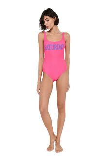ALBERTA FERRETTI SWIMMING COSTUME Woman Saturday fluo swimsuit f