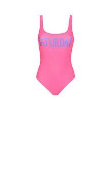 ALBERTA FERRETTI Saturday fluo swimsuit SWIMMING COSTUME Woman e