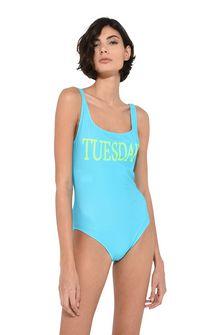 ALBERTA FERRETTI Tuesday fluo swimsuit SWIMMING COSTUME Woman r