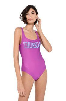 ALBERTA FERRETTI Thursday fluo swimsuit SWIMMING COSTUME Woman r