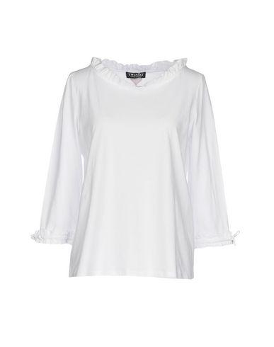 Купить Женскую футболку TWINSET белого цвета