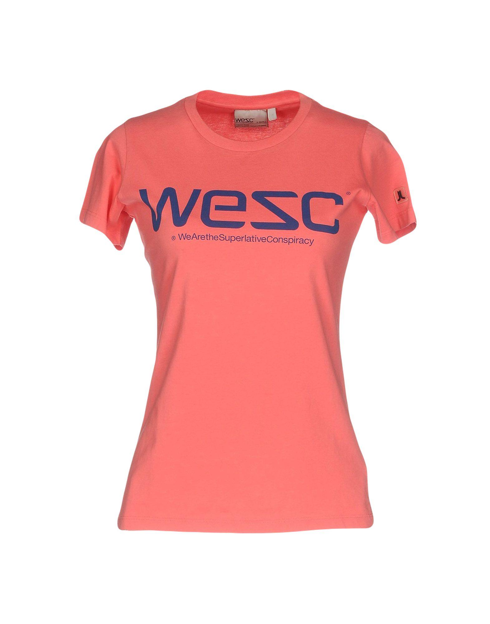 все цены на WESC Футболка онлайн