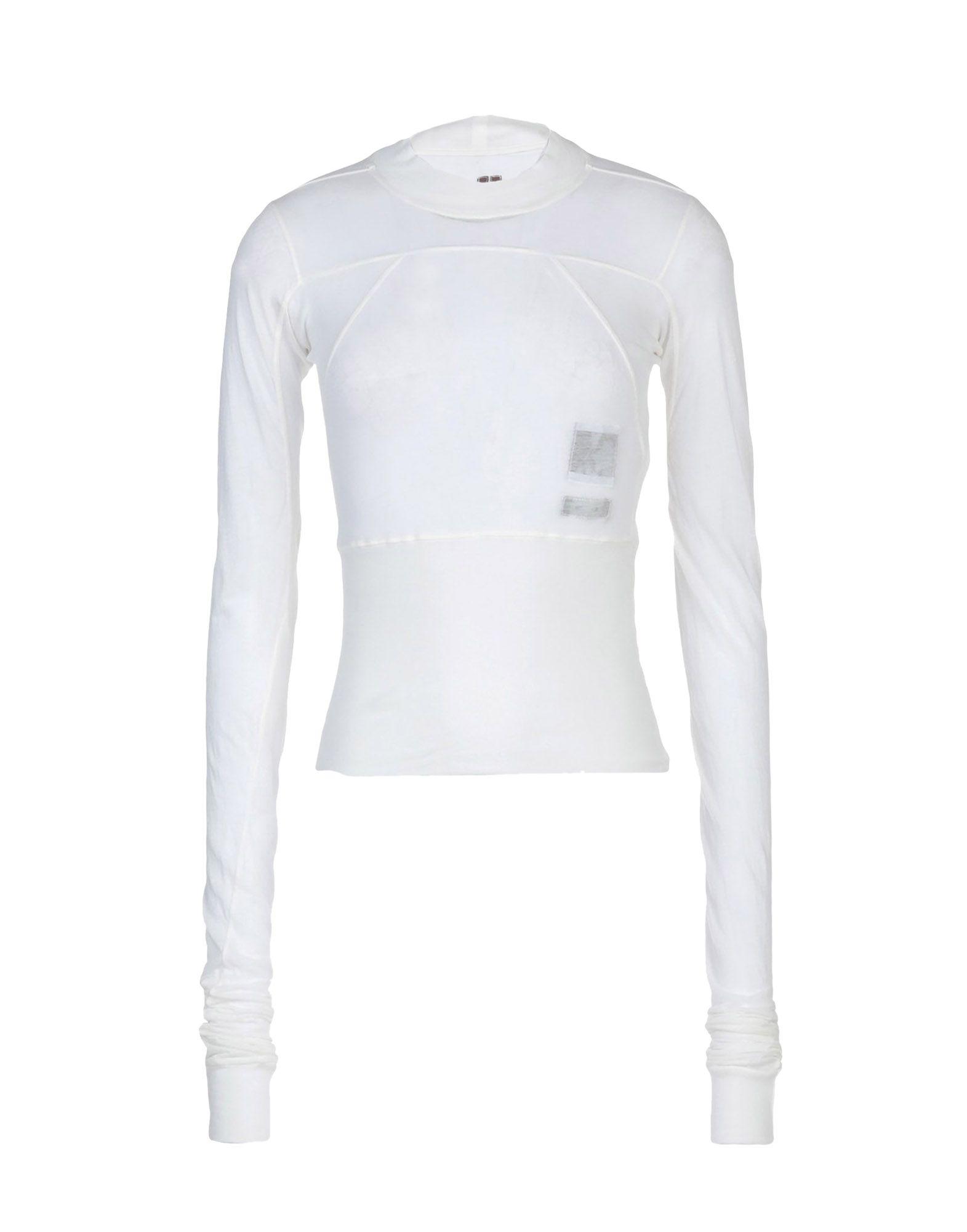 DRKSHDW by RICK OWENS Футболка пуловер quelle rick cardona by heine 11820