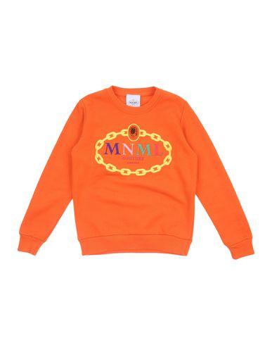 Купить Толстовку от MNML COUTURE оранжевого цвета