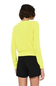 ALBERTA FERRETTI Monday fluo sweater KNITWEAR Woman d