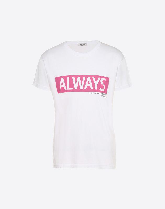 'Always' print T-shirt