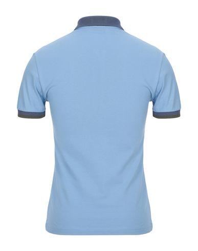 Фото 2 - Мужское поло BROOKSFIELD небесно-голубого цвета
