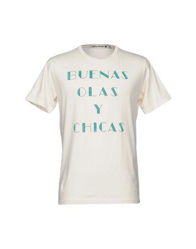 Фото - Женскую футболку IRON AND RESIN цвет слоновая кость