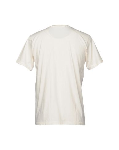 Фото 2 - Женскую футболку IRON AND RESIN цвет слоновая кость