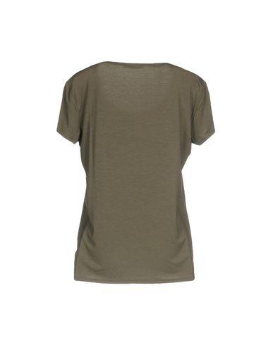 Фото 2 - Женскую футболку BP STUDIO серого цвета