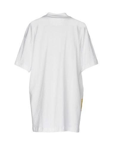 Фото 2 - Женскую футболку TELA белого цвета