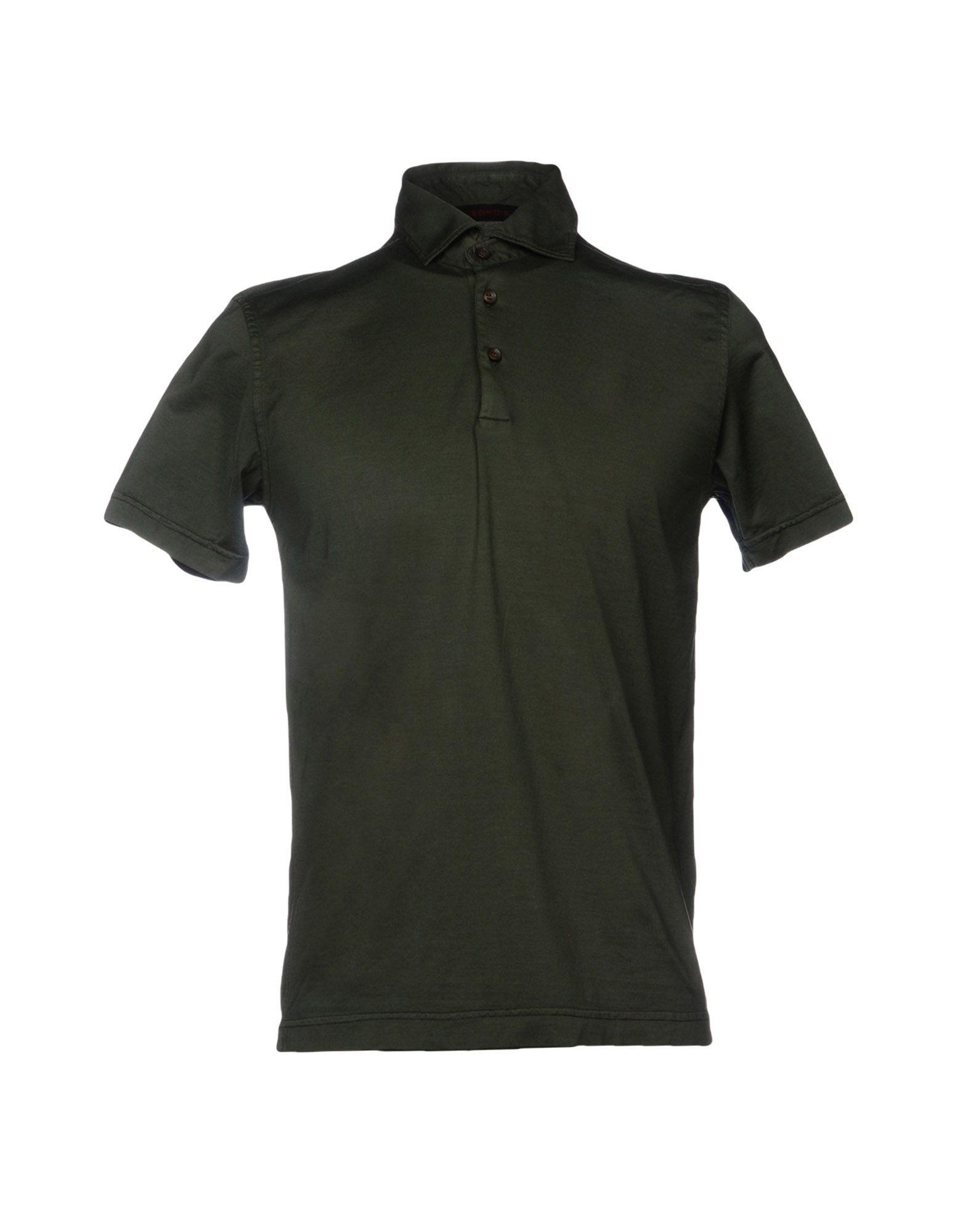 《セール開催中》JEORDIE'S メンズ ポロシャツ ミリタリーグリーン M スーピマ? 100%