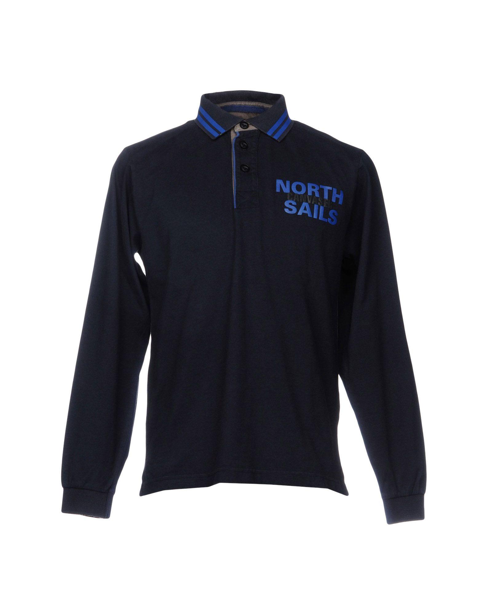 NORTH SAILS Herren Poloshirt5 blau