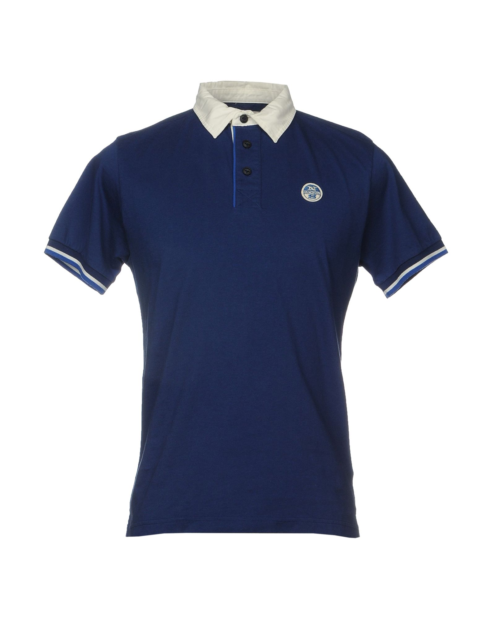 NORTH SAILS Polo Shirt in Blue