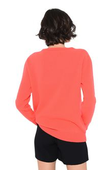 ALBERTA FERRETTI Wednesday fluo sweater KNITWEAR Woman d