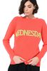 ALBERTA FERRETTI Wednesday fluo sweater KNITWEAR Woman a