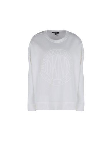 Фото - Женскую толстовку или олимпийку DKNY белого цвета