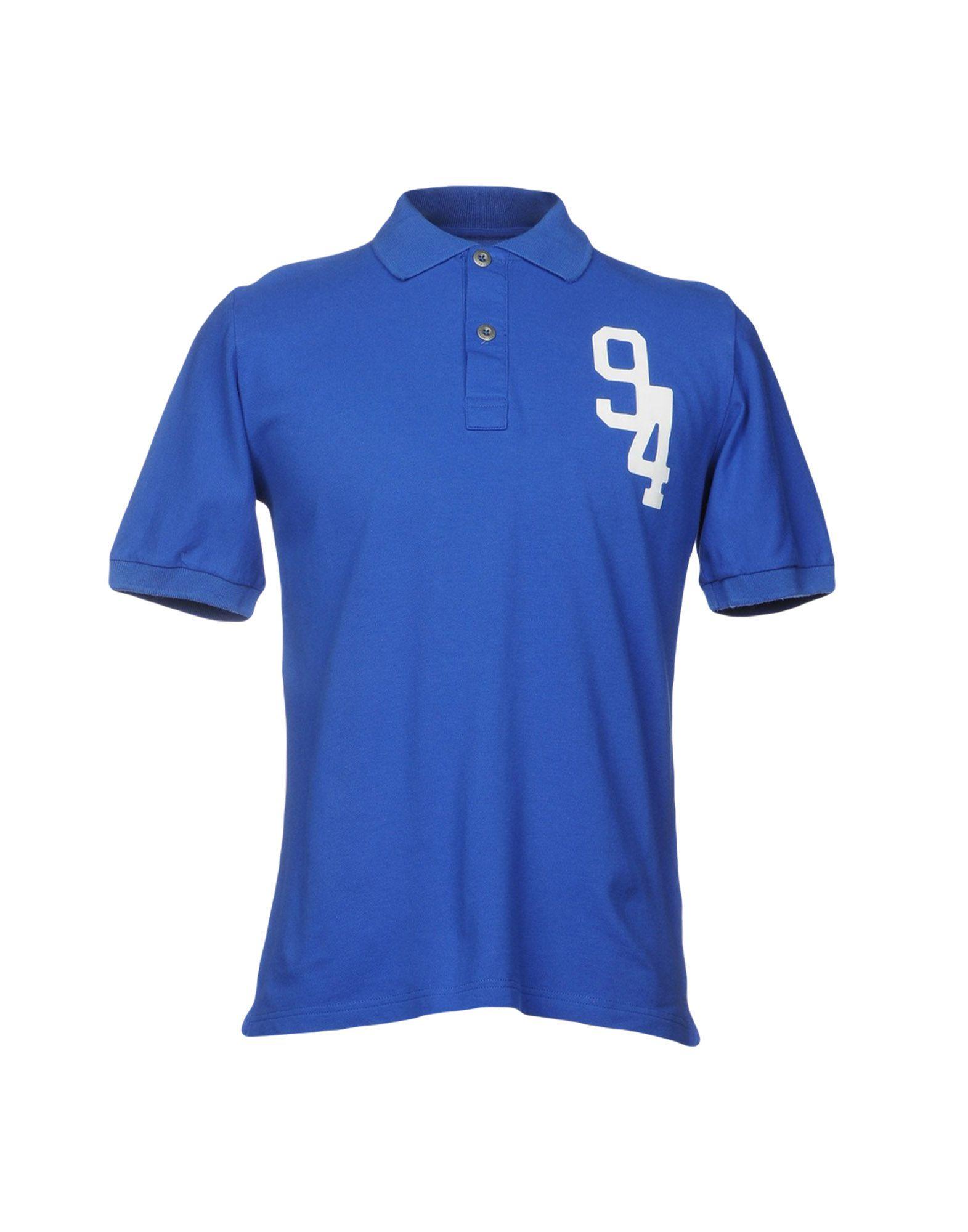 《送料無料》MELTIN POT メンズ ポロシャツ ブルー S コットン 100%