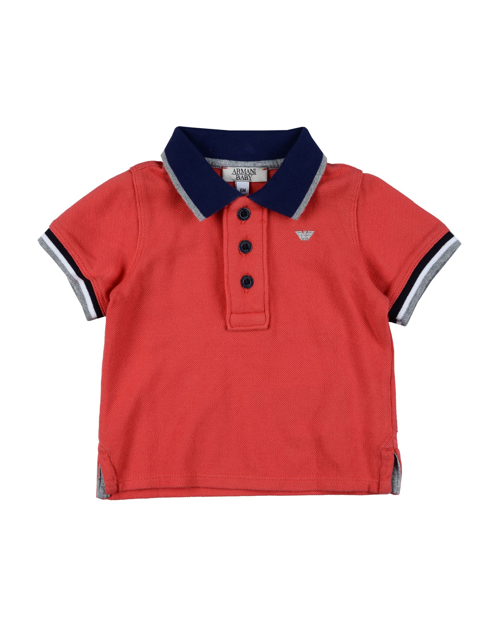 EMPORIO ARMANI KIDS | ARMANI JUNIOR Polo Shirts 12115709 | Goxip