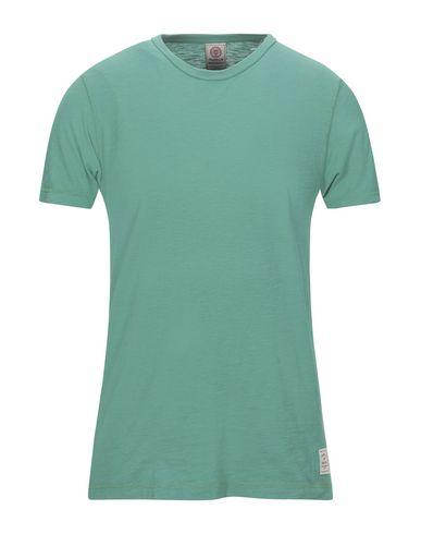 Фото - Женскую футболку  зеленого цвета