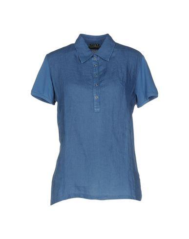 Фото - Женское поло  пастельно-синего цвета