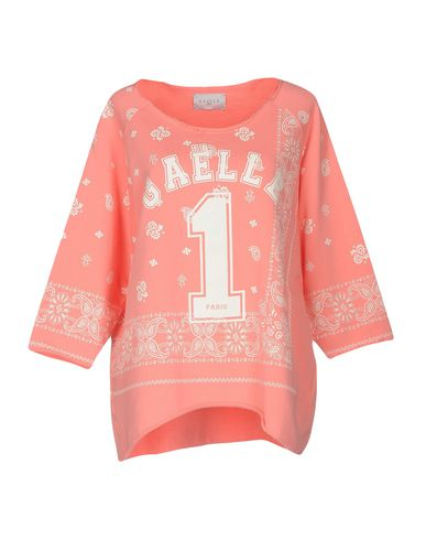 Фото - Женскую толстовку или олимпийку GAëLLE Paris розового цвета