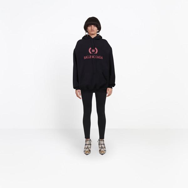 BALENCIAGA JERSEY D BB Hoodie Sweater g