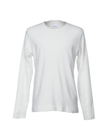 Фото - Мужскую толстовку NORSE PROJECTS белого цвета