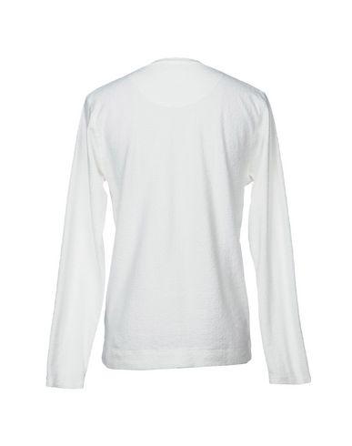 Фото 2 - Мужскую толстовку NORSE PROJECTS белого цвета