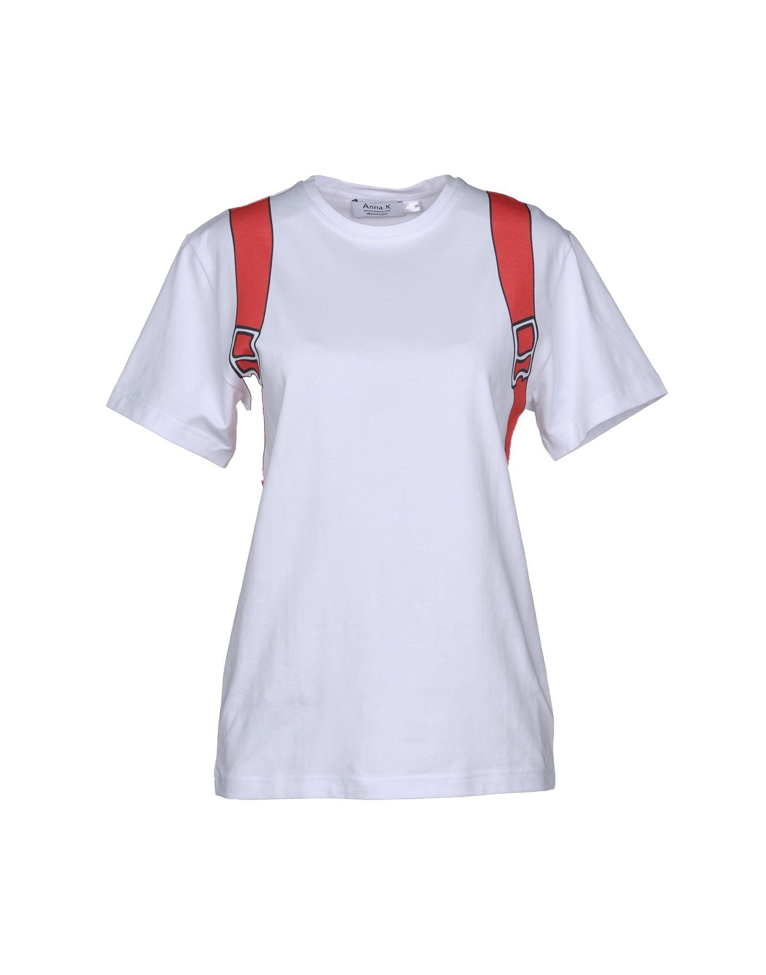 ANNAK T-Shirt in White