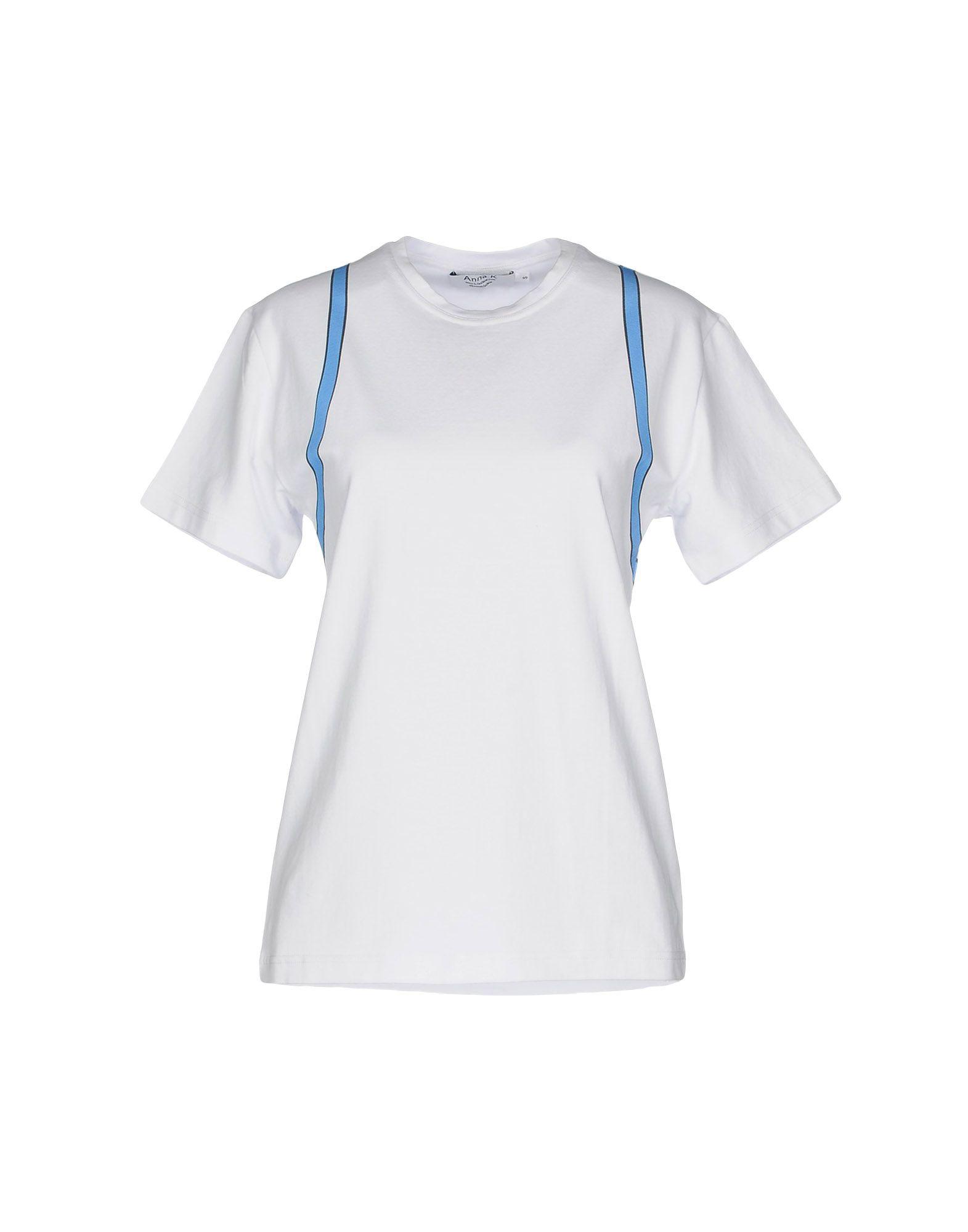 ANNAK T-Shirts in White