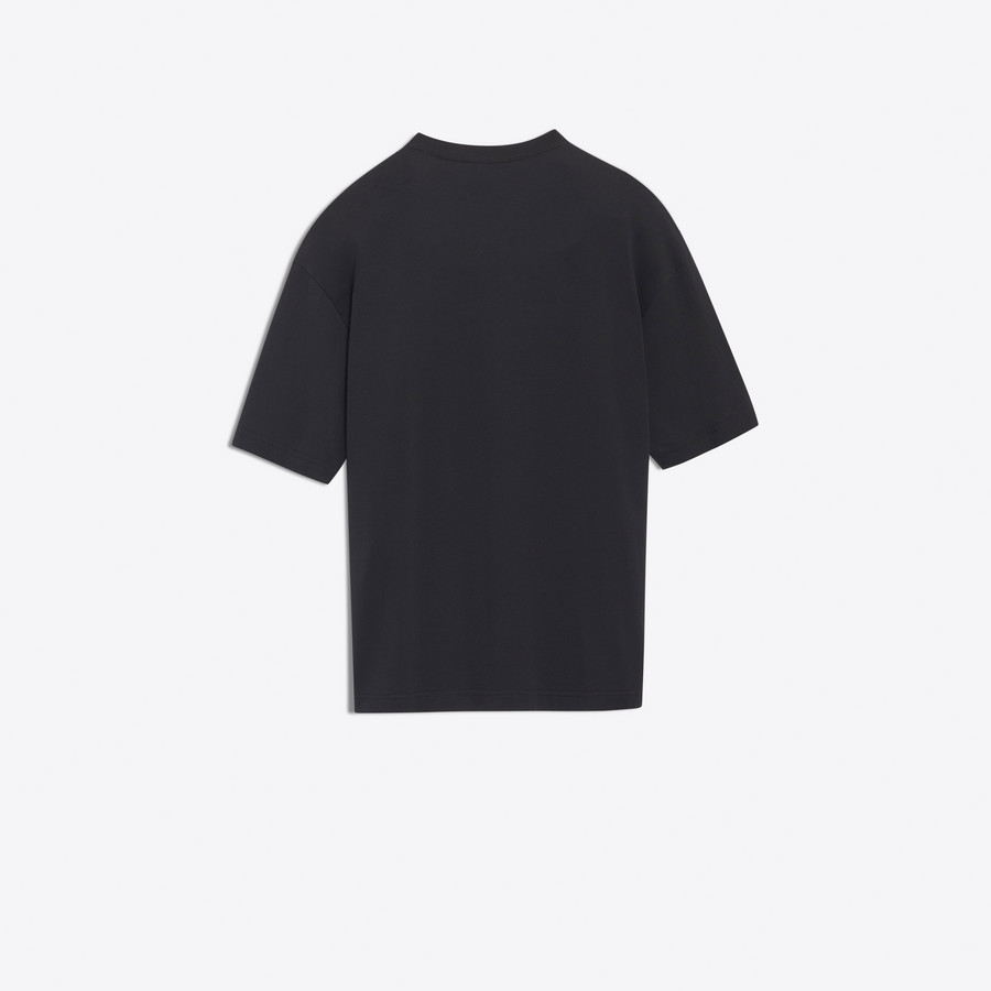 BALENCIAGA BB Mode Semi Fitted T-shirt JERSEY Woman d