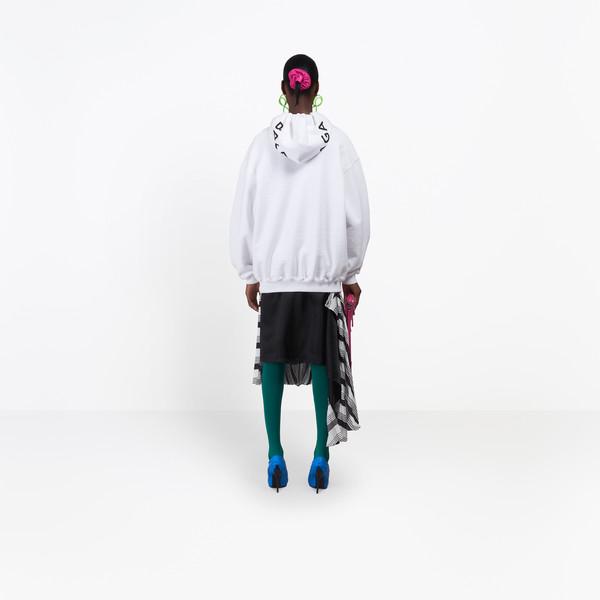 BALENCIAGA JERSEY Woman Hoody Sweater Balenciaga h