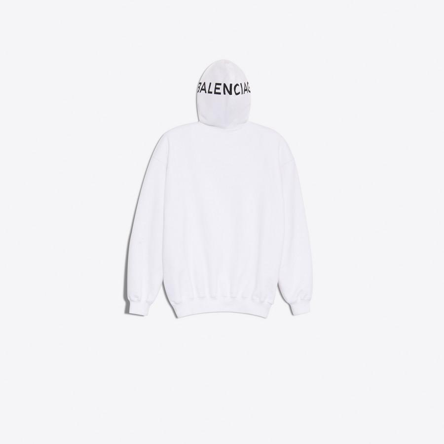 BALENCIAGA Hoody Sweater Balenciaga JERSEY Woman d