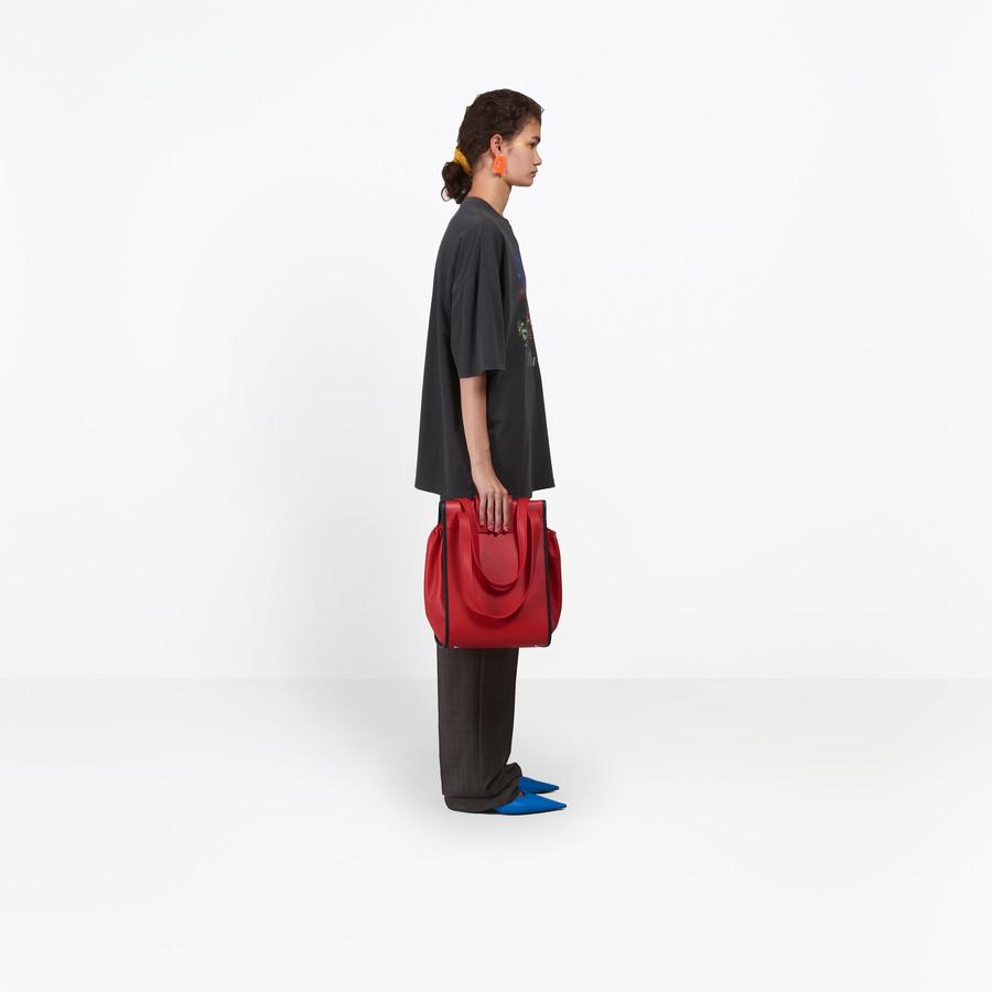 BALENCIAGA Paris Short Sleeves T-Shirt JERSEY Woman i