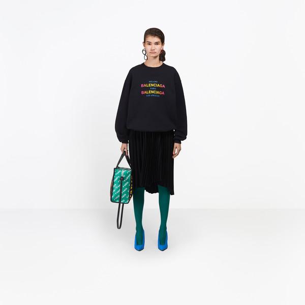 balenciaga hoodie womens