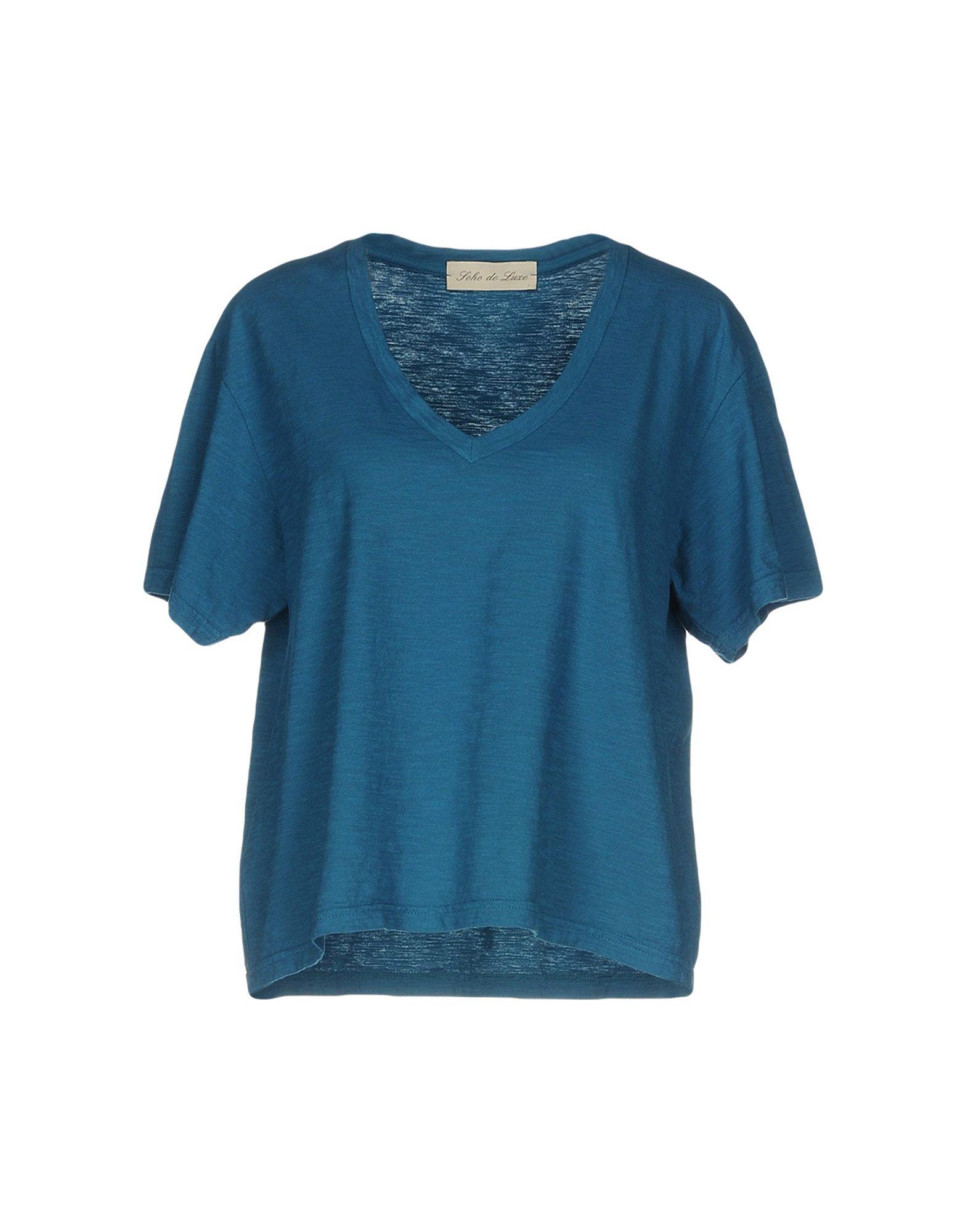 SOHO DE LUXE Футболка soho de luxe футболка с короткими рукавами