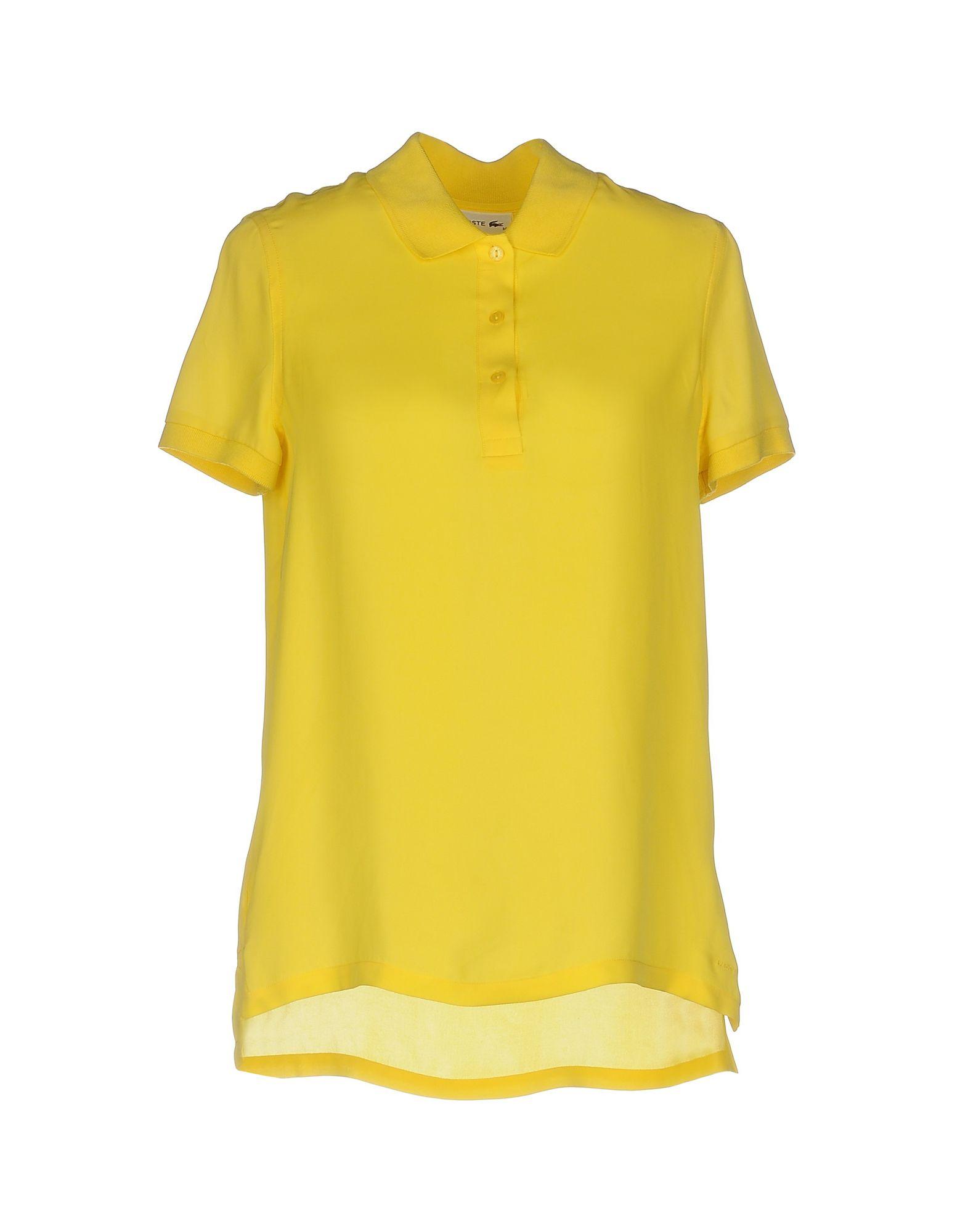 LACOSTE Поло рубашка поло lacoste polo 077737